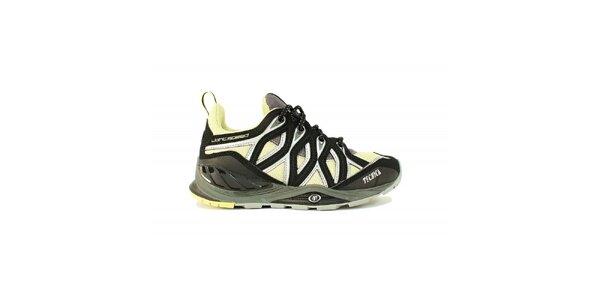 Dámske multifunkčné žltočierne športové topánky Tecnica