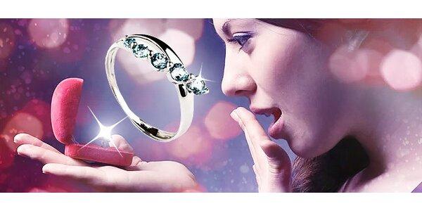 Jedinečná kolekcia diamantových šperkov
