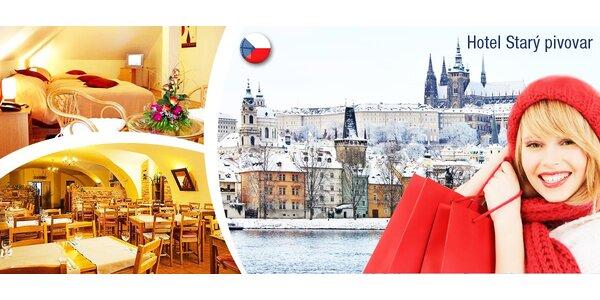 Do Prahy za novoročnými výpredajmi i kultúrou
