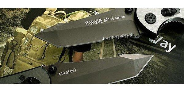 Vojenské vreckové nože a dýky