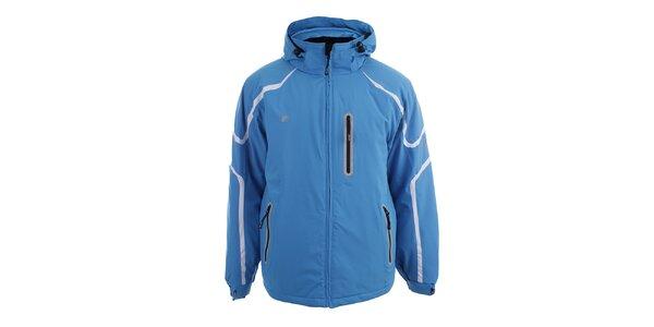 Pánska modrá softshellová bunda Joluvi