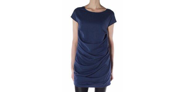 Dámske modré šaty Gene