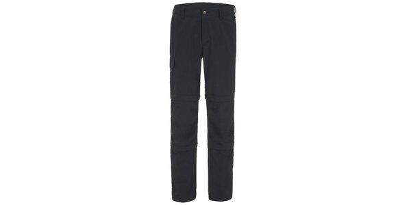 Pánske šedé funkčné nohavice Maier