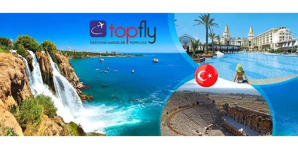 8-dňový poznávací zájazd do Turecka
