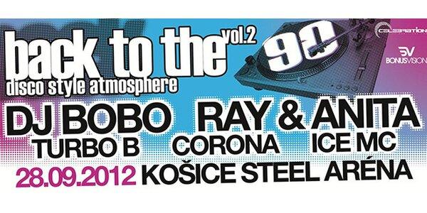 BACK TO THE 90 vol.2 Košice