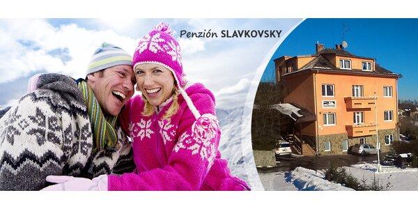 Ubytovanie na 3 dni v penzióne Slavkovský