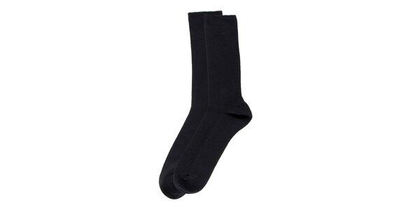 Pánske čierne ponožky Antonio Miro