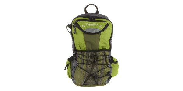 Zelený ruksak Kimberfeel