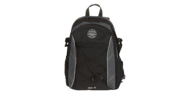 Čierny ruksak Kimberfeel