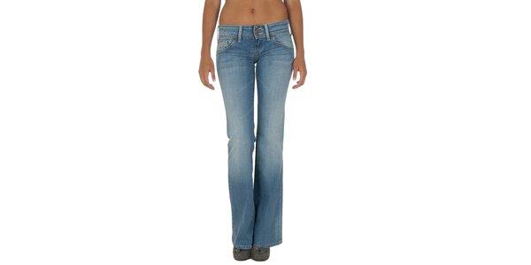 Dámske modré džínsy Tommy Hilfiger