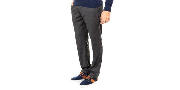 Pánske šedé nohavice Tommy Hilfiger