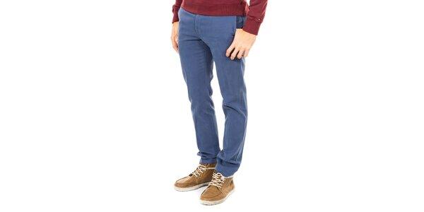Pánske modré nohavice Tommy Hilfiger