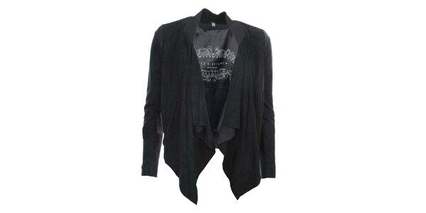 Dámsky antracitový kabátik MOCUISHLE