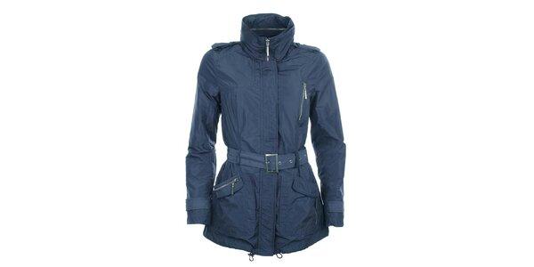 Dámsky modrý kabát COMPANY&CO