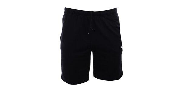 Pánske čierne šortky s vreckami Puma