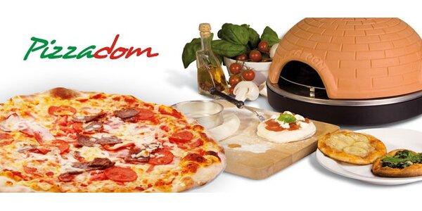 5 eur za zľavový kupón v hodnote 50 EUR na nákup špeciálnej piecky na pizzu!