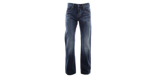 Pánske džínsy v modrom odtieni Big Star