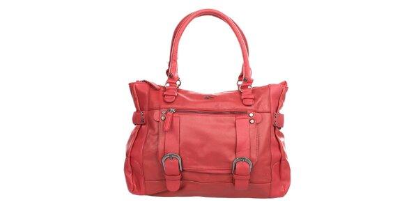 Dámska červená taška Big Star