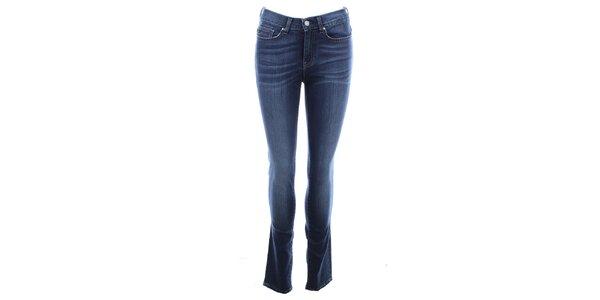 Dámske modré priliehavé džínsy Big Star