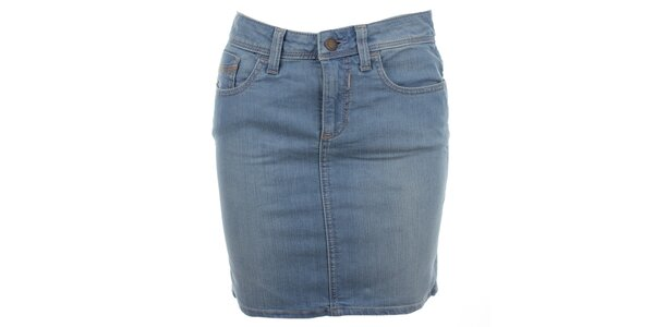 Dámska svetlá džínsová sukňa Big Star