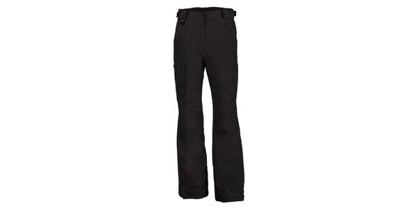 Dámske čierne funkčné lyžiarske nohavice Envy