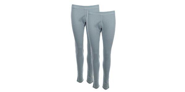 Dámska sada 2 funkčných nohavíc v svetlo modrom prevedení Hannah