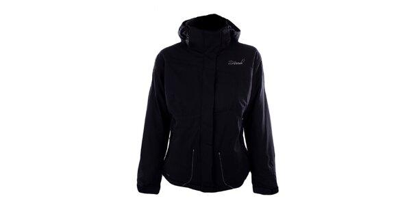 Dámska čierna zimná bunda Hannah