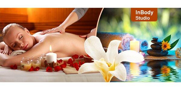 Klasická či relaxačná masáž