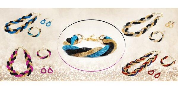 Nápadité šperky z ušľachtilého kovu