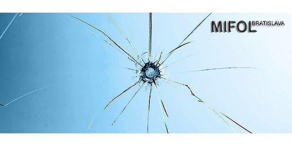 Oprava poškodenia čelného skla