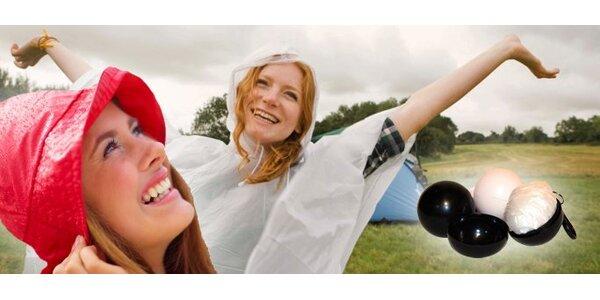 5 eur za praktické a moderné pončo proti dažďu s 37 % zľavou!