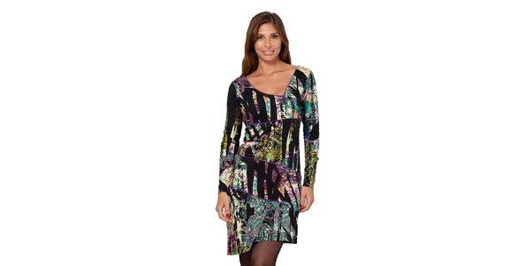 Dámske vzorované šaty Janis