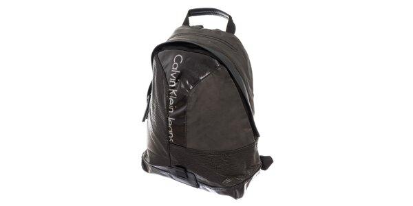 Pánsky čierny ruksak Calvin Klein