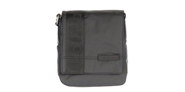 Pánska čierna taška cez rameno Calvin Klein