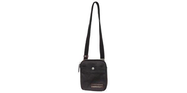 Pánska antracitová príručná taška Calvin Klein