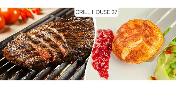 Grilované mäso alebo hermelín skoro zadarmo