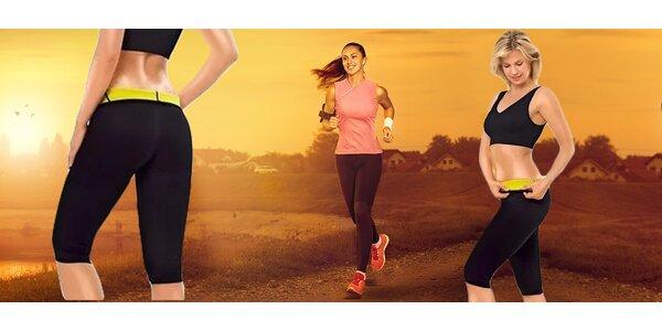 Neoprénové nohavice na chudnutie