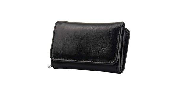 Dámska čierna peňaženka Felice - kožená