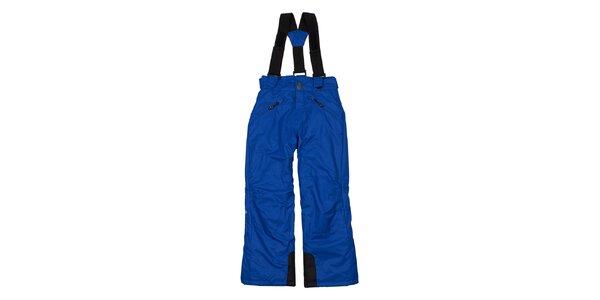 Detské modré lyžiarske nohavice Utopik