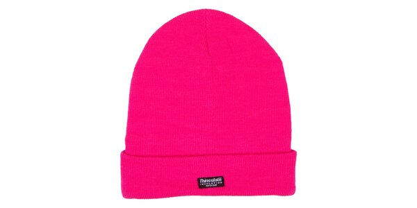 Ružová zimná čiapka Utopik
