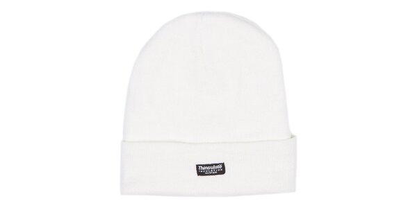 Biela zimná čiapka Utopik