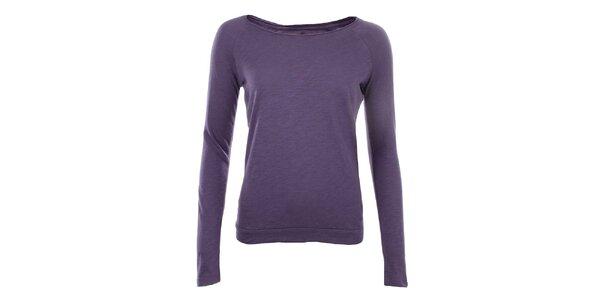 Dámske fialové tričko Timeout
