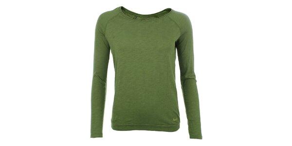 Dámske zelené tričko Timeout