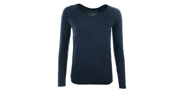 Dámske modré tričko Timeout