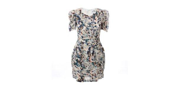 Dámske vzorované šaty Tommy Hilfiger