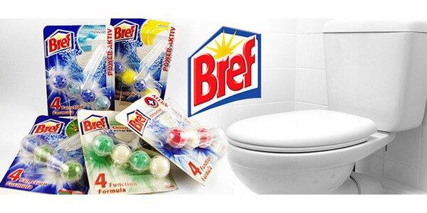 Hygienický osviežovač do WC misy BREF