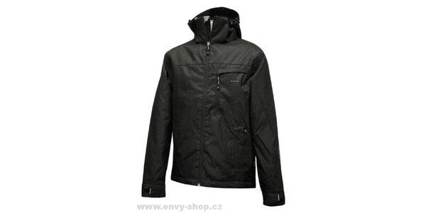 Pánska čierna vodeodolná bunda Envy