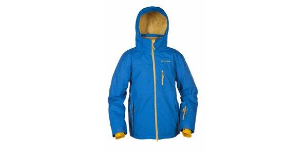 Pánska modrá snowboardová bunda Envy