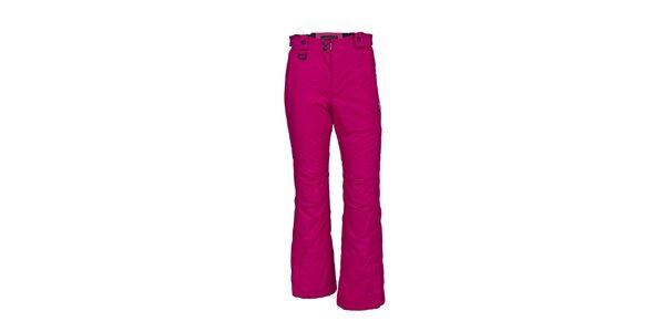 Dámske ružové lyžiarske nohavice Envy