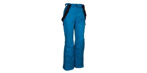 Dámske modré lyžiarske nohavice Envy